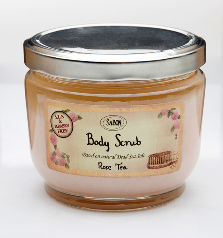 Body Scrub Large Rose Tea2