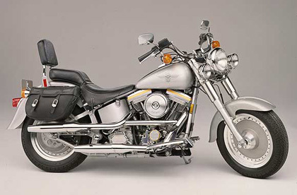 Harley Davidson Evolution Fat Boy