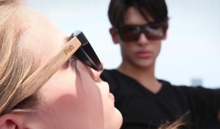 Este verano hazte con unas gafas de sol de madera con Palo
