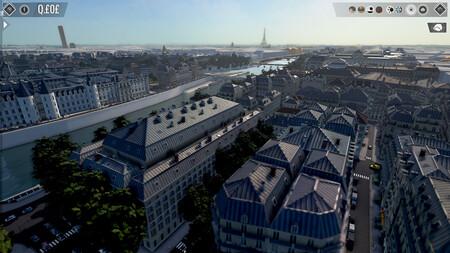 Olvídate del típico city builder, en The Architect: Paris te encargarás de dar forma a los edificios para crear la ciudad perfecta