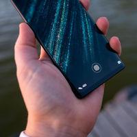 Huawei muestra el funcionamiento del primer lector de huellas bajo una pantalla LCD