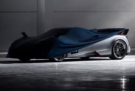El Pagani Huayra BC Roadster está a la vuelta de la esquina y ya deja intuir sus formas