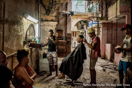 Cuba On The Edge Of Change