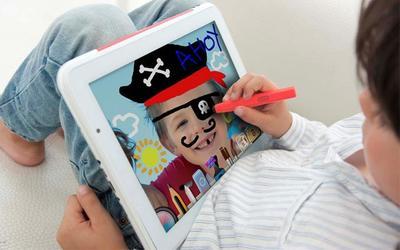 Superpaquito, nuevo dispostivo de Imaginarium adaptado para niños, ¿tu tableta o la mía?