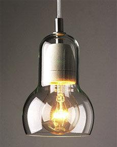 Lámpara que no esconde nada