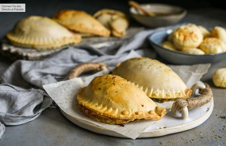 Así se hace la tradicional empanada argentina, con la receta familiar argentina de Chipa Original