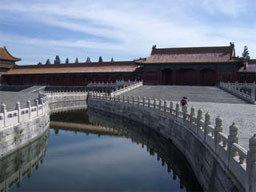 La Ciudad Prohibida de Pekín amenazada por las termitas