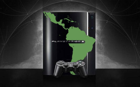 Sony decide que Latinoamérica ya puede vender PlayStation 3