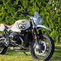 BMW R nineT puntApunta Espíritu GS: tan sólo 10 unidades y todas para España por 15.990 euros