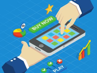 Menos del 5% de usuarios sigue usando una app un mes después de instalarla
