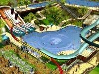 RollerCoaster Tycoon 3 con parques acuáticos