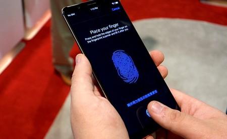 Vivo X20 Plus Ud Sensor Huellas Bajo Pantalla