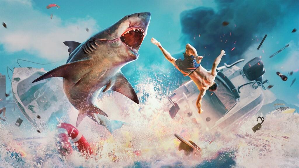 Maneater y Conan Exiles entre los juegos que llegarán a Xbox Game Pass durante la segunda quincena de mayo