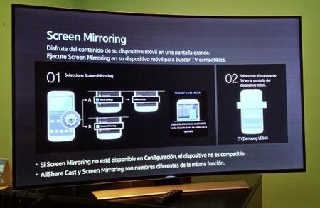 Screen Mirroring Samsung