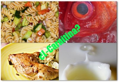 Adivina adivinanza: ¿qué alimento no tiene L-carnitina?