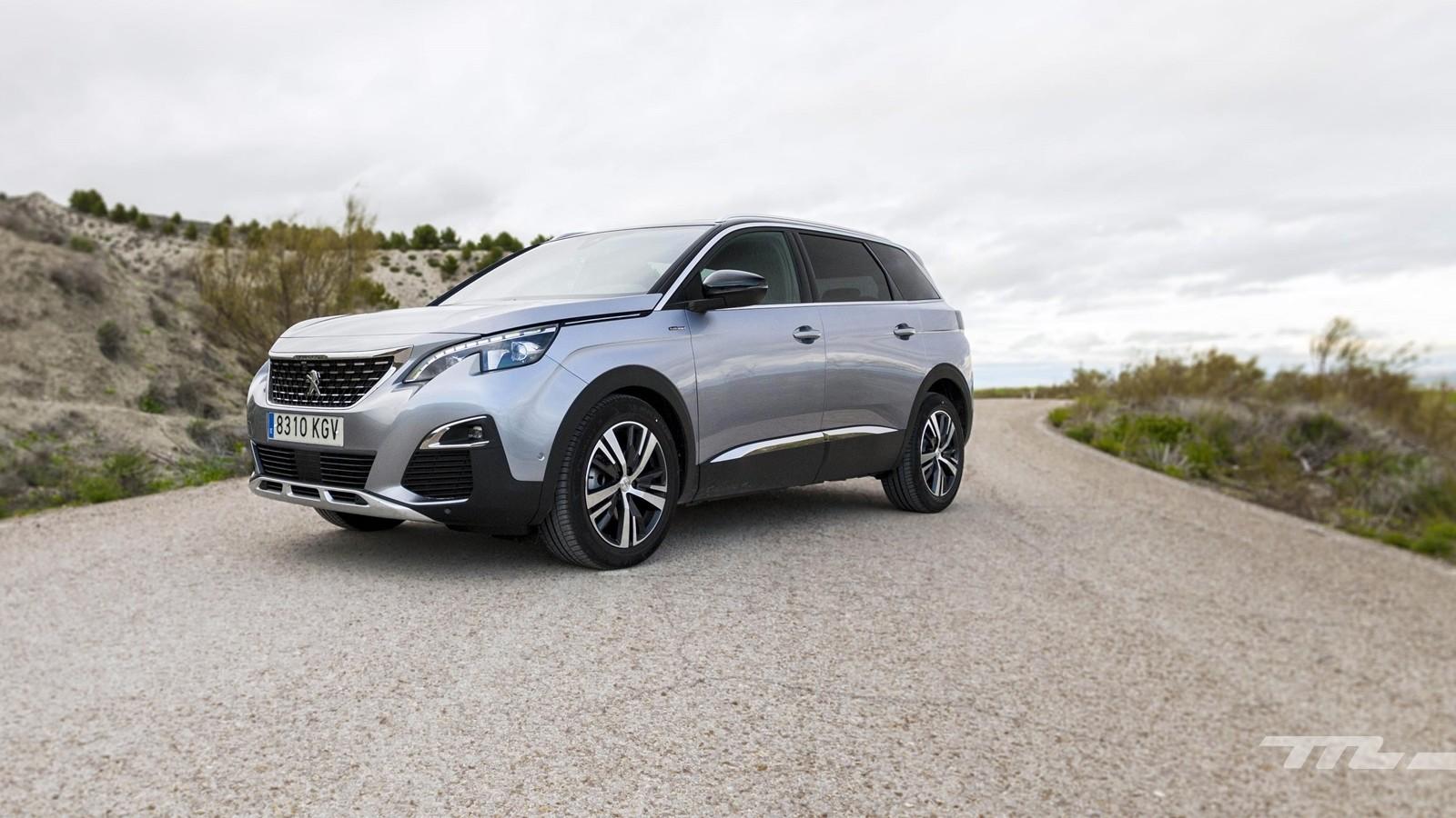 Foto de Peugeot 5008 2018, prueba (42/58)