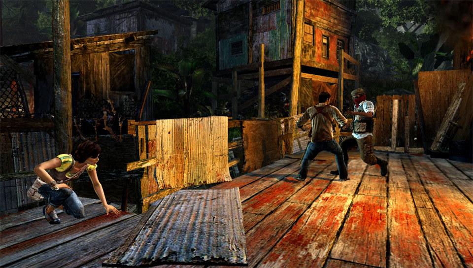 Foto de Uncharted: Golden Abyss TGS 2011 (3/6)