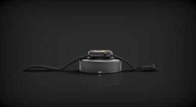 Nomad Pod, una preciosa y elegante estación de carga portátil para nuestro Apple Watch
