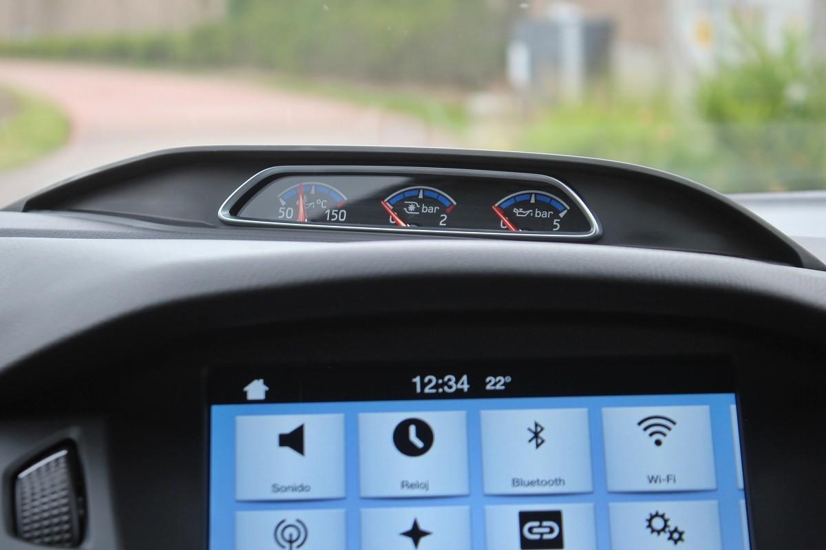 Foto de Ford Focus RS (26/27)
