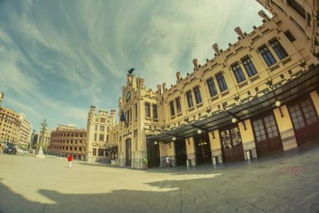 Estaciones más bonitas España Valencia