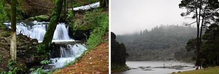 Cascadas Catidey Presa Iturbide