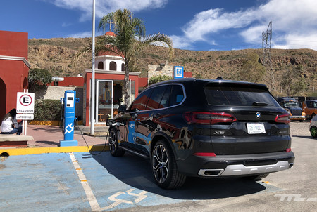 Bmw X5 Xdrive45e Mexico 40