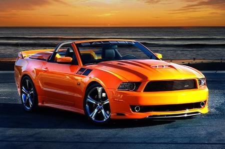 ¡Haga su pedido! Inicia la producción del Mustang Saleen 351 Supercargado