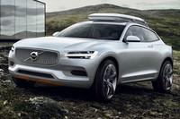Volvo Concept XC Coupe - el futuro de la XC90