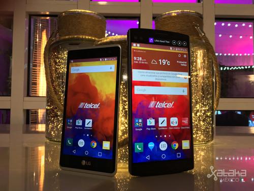 LG V10 y LG Zero, primeras impresiones