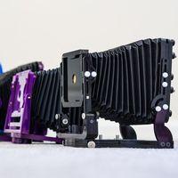 Chroma: una cámara de fuelle ligera y asequible para los amantes de este formato