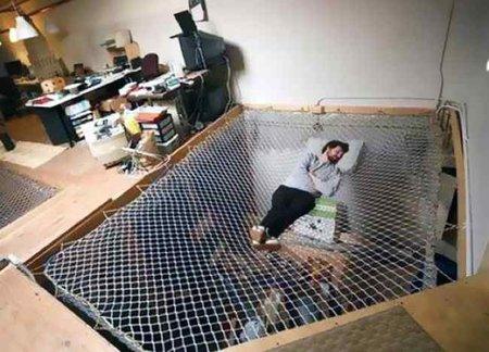 Dormir en una red