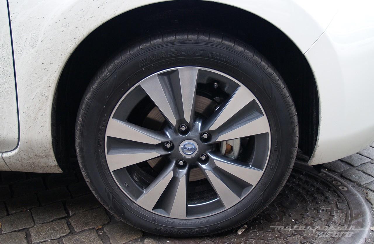 Foto de Nissan LEAF 2013 (presentación) (21/39)