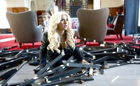 Christina Aguilera y los chicos de The Voice se marcan un 'Kill Bill 3'