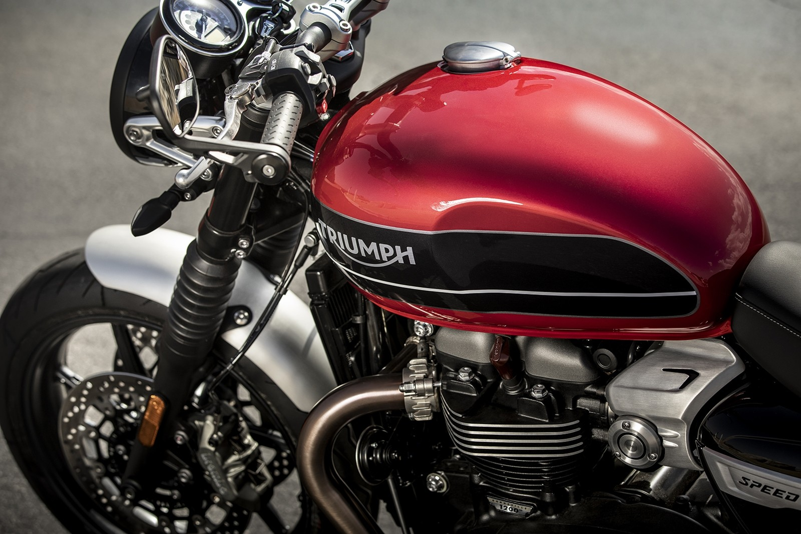 Foto de Triumph Speed Twin 2019 (23/37)