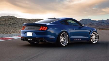 El legendario Shelby 1000 vuelve... e imagínate con cuánta potencia: ¡1000 CV!