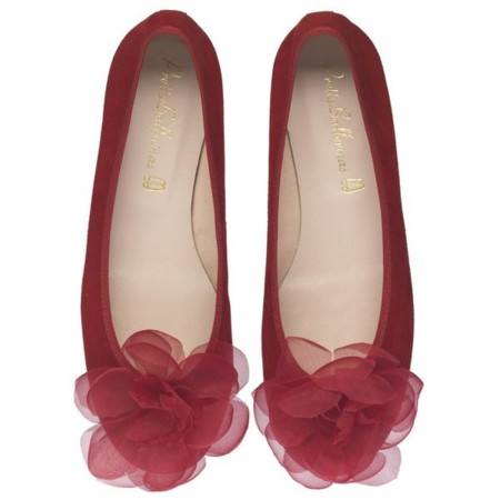 Pretty Ballerinas Otoño-Invierno 2013/2014: Special Flowers Collection