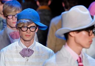 Lo mejor de la Semana de la Moda de París,  Primavera-Verano 2012 (II)