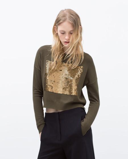 Zara Verde Khaki