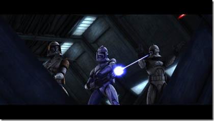 Un único actor para las voces de The Clone Wars