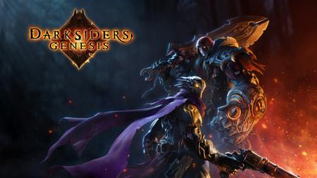 Guerra se desenvuelve que da gusto en el nuevo tráiler con gameplay de Darksiders Genesis