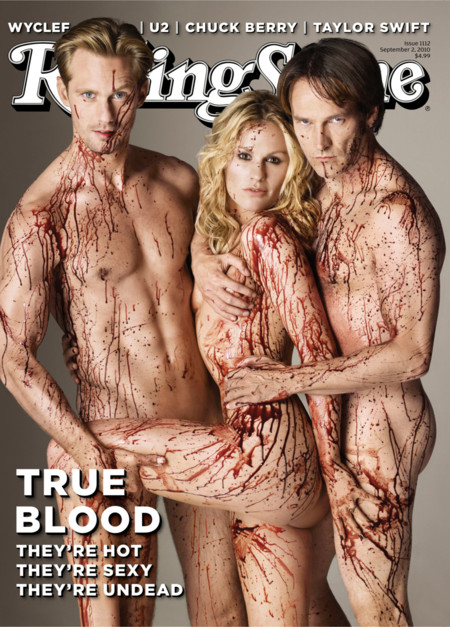 True Blood Portada