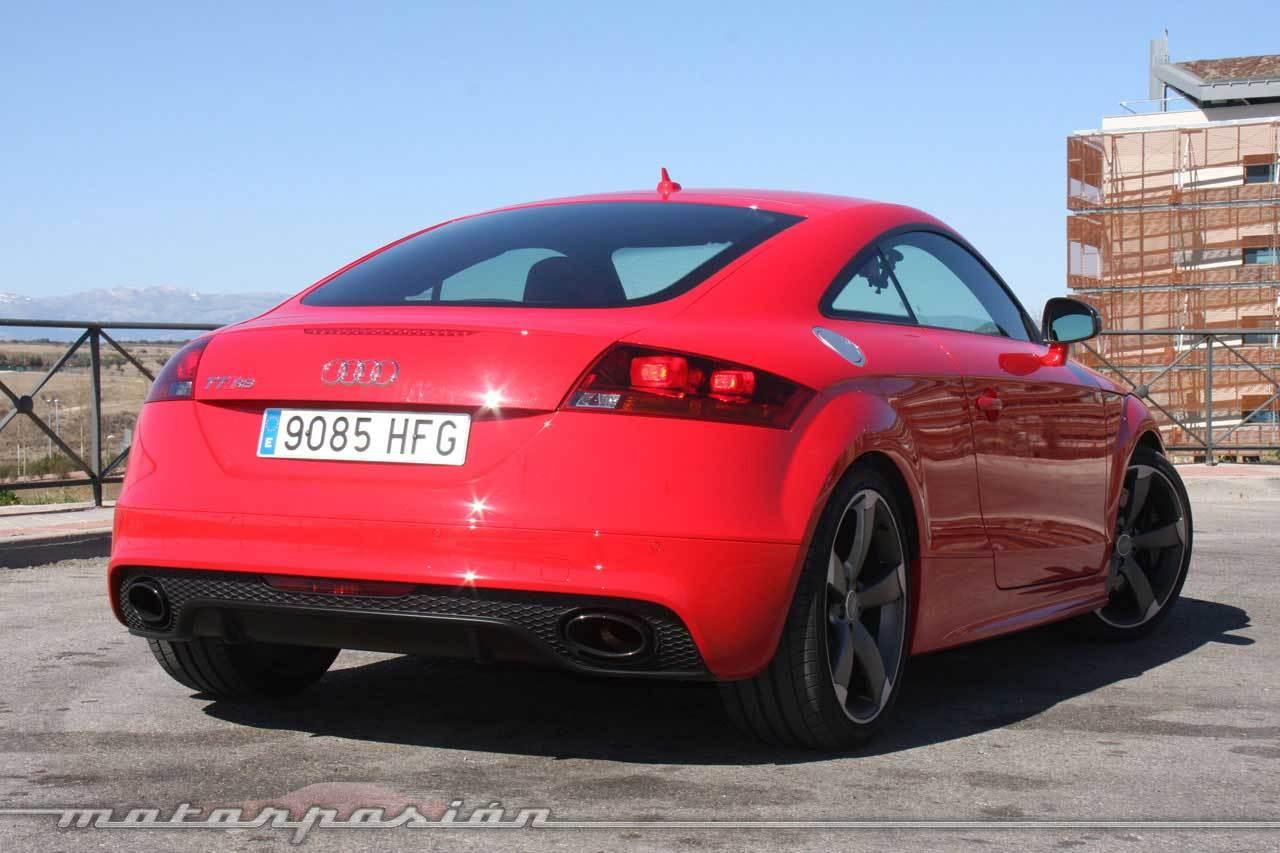 Foto de Audi TT RS S-Tronic (miniprueba) (11/51)