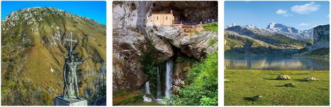 Tres Covadongas