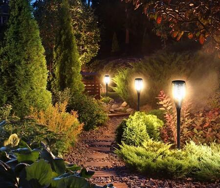 Las ideas más prácticas y bonitas para iluminar tu terraza o jardín