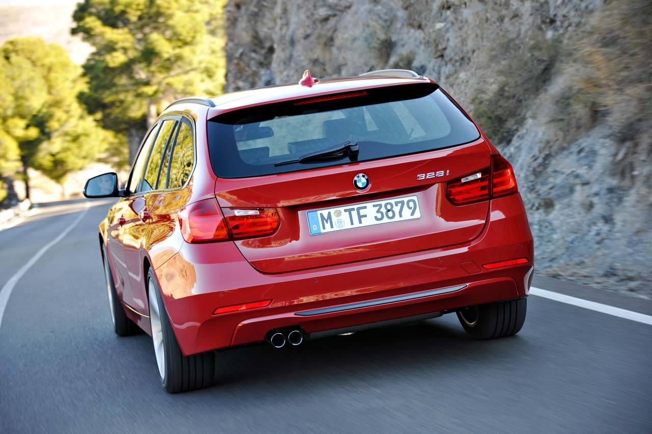 Foto de BMW Serie 3 Touring 2012 (25/43)