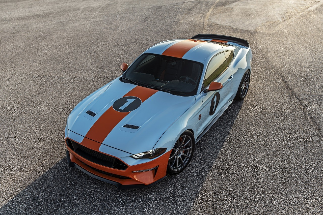 Foto de Ford Mustang Gulf Heritage Edition (9/38)