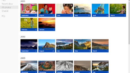 SkyDrive tendrá pronto soporte para fotos panorámicas en 3D