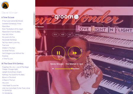 Qroom Playlist