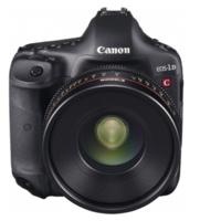 Canon EOS 1D-C se atreve con el vídeo 4K