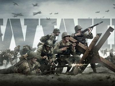 Call of Duty: WWII ha conseguido recaudar más de 500 millones de dólares durante su lanzamiento